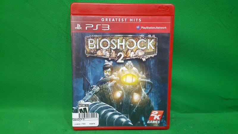 SONY Sony PlayStation 3 Game BIOSHOCK 2
