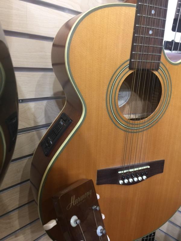 FENDER Electric-Acoustic Guitar JG12CE 12