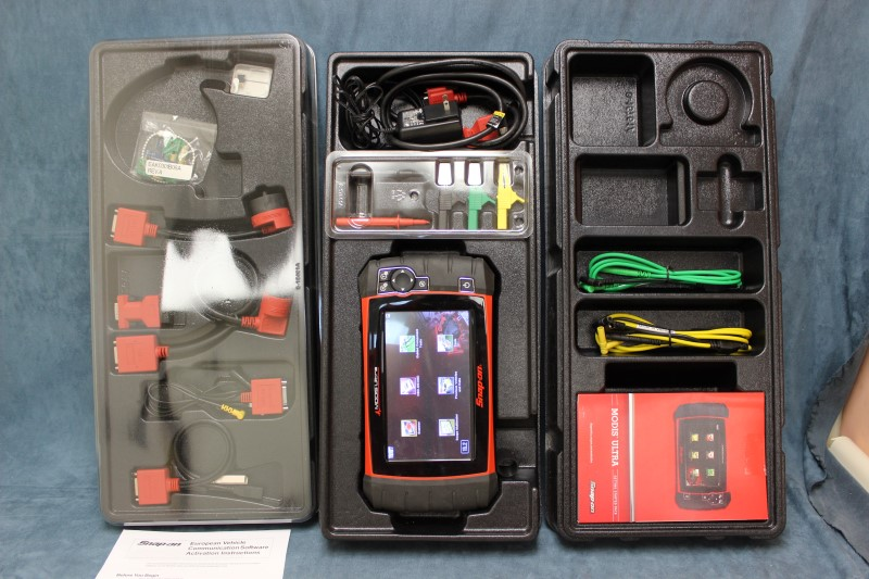 Snap-On MODIS Ultra Diagnostic System - EEMS328