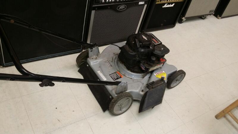 "MURRAY 20"" MOWER 148CC"