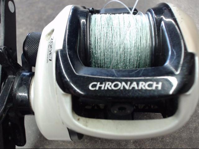 SHIMANO CHRONARCH Fishing Reel 200E7