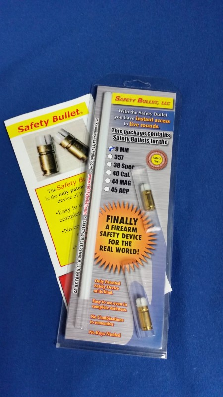 SAFETY BULLET Accessories 9MM SAFETY BULLET