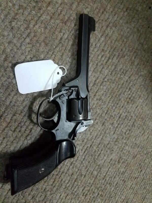 ENFIELD Revolver NO2 MK1-See Description!