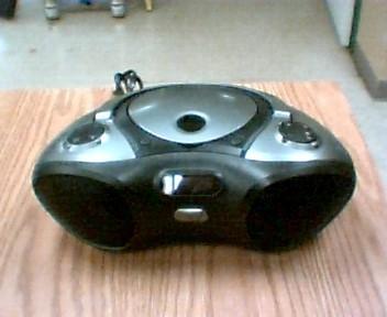 ILIVE Portable CD Player IBC2338