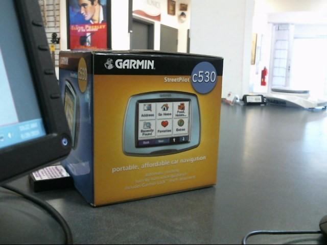 GARMIN GPS System STREET PILOT C530