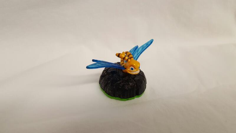 Activision SKYLANDERS Spyro's Adventure Sparx Dragonfly Figure 83998888
