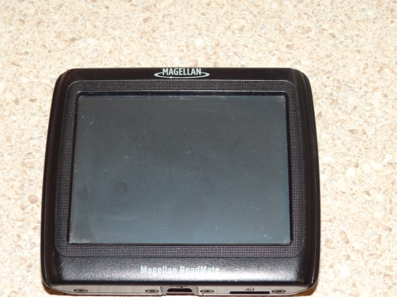 MAGELLAN GPS System ROADMATE 1220 W/CHARGER