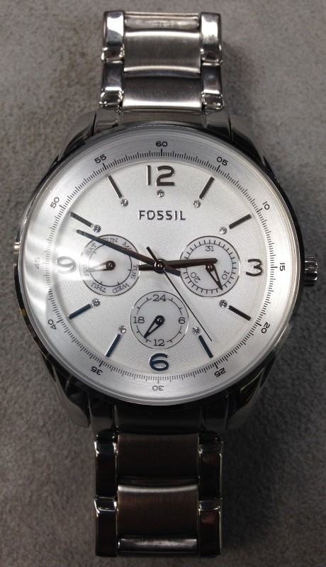 FOSSIL Womens Wristwatch BQ1070
