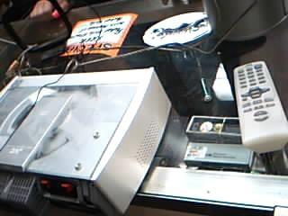 JVC CD Player & Recorder FS-SD7