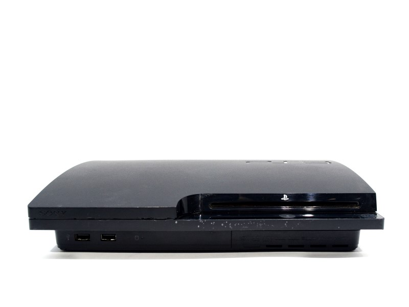 Sony Playstation 3 CECH-3001A PS3 Slim 160GB Video Game Console>