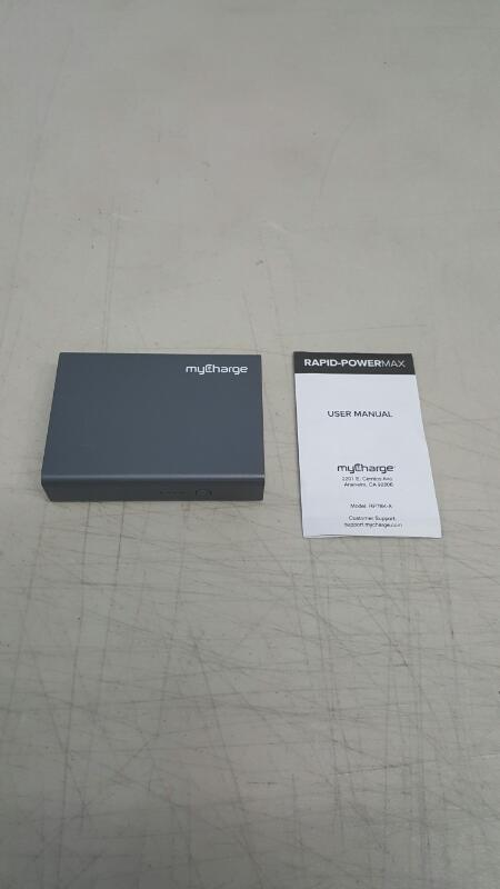 MYCharge Rapid-Power Max Portable USB Charger 7800mAh (RP78K-A)