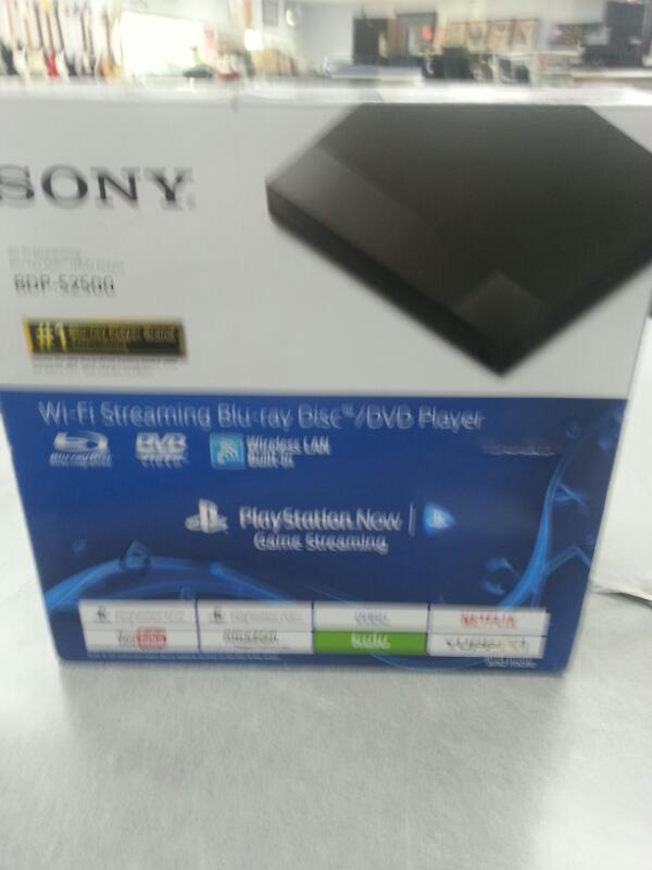 SONY Blu-Ray Player BDP-S2500