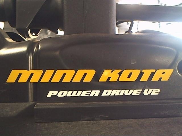 MINN KOTA Boat Motor 1358720