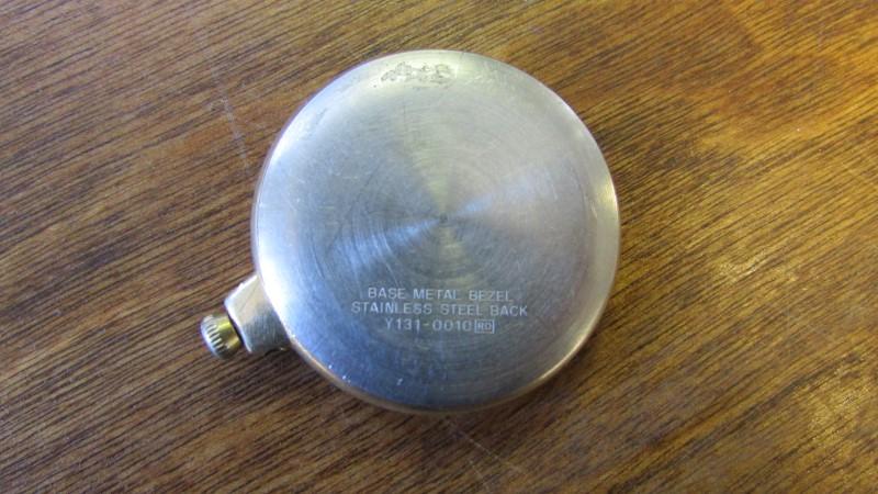 LORUS POCKET WATCH Y131-0010