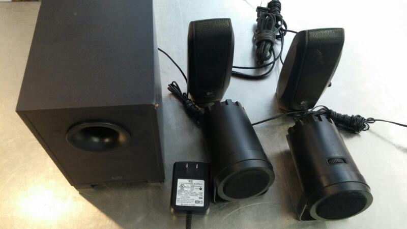 LOGITECH Surround Sound Speakers & System BX1221