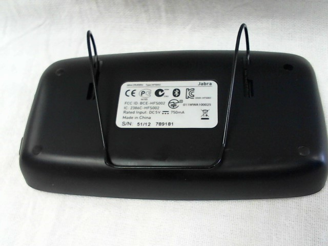 JABRA Cell Phone Accessory HFS002