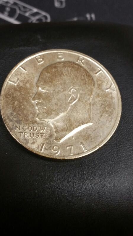 Silver Coin SILVER DOLLAR