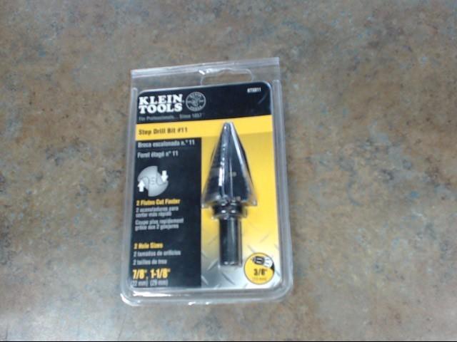 KLEIN TOOLS Drill Bits/Blades KTSB11