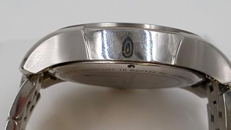 Hamilton Jazz Master H326120 Stainless Sapphire Crystal Men's watch