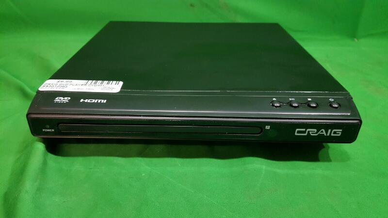 CRAIG DVD Player CVD401