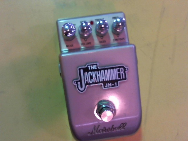 MARSHALL Musical Instruments Part/Accessory THE JACKHAMMER JH-1