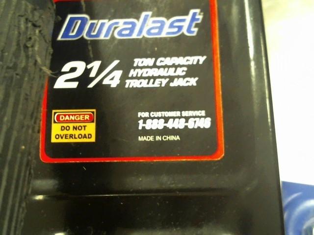 DURALAST Hand Tool 2 1/4 TON TROLLY JACK