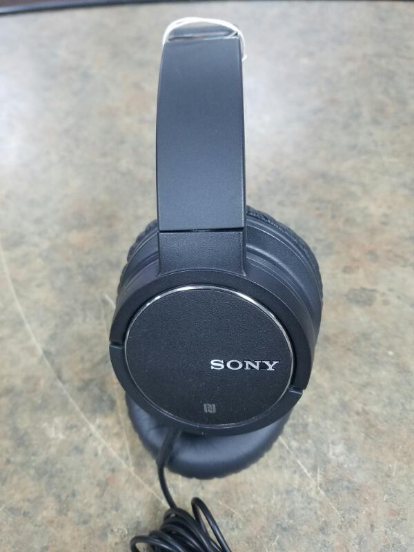 SONY Headphones MDR-ZX770BN