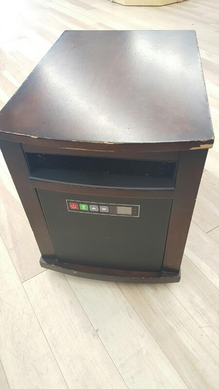TWIN STAR Heater QUARTZ INFARED ZONE HEATER