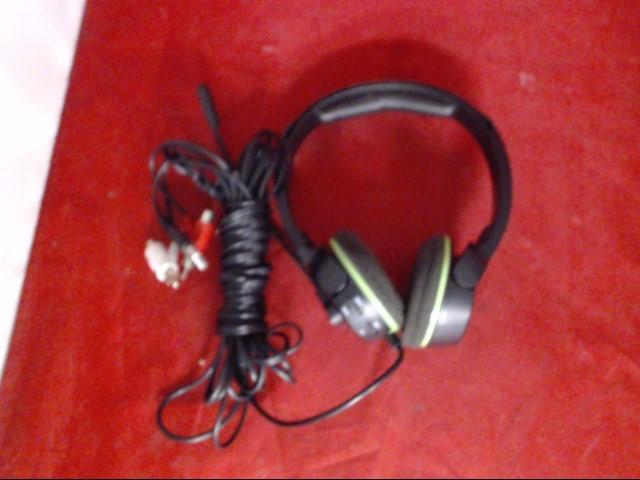 TURTLE BEACH Headphones EARFORCE XLA STEREO GAMING HEADSET