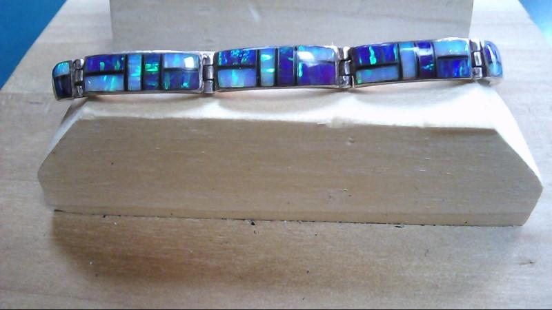 Silver Bracelet 925 Silver 13g