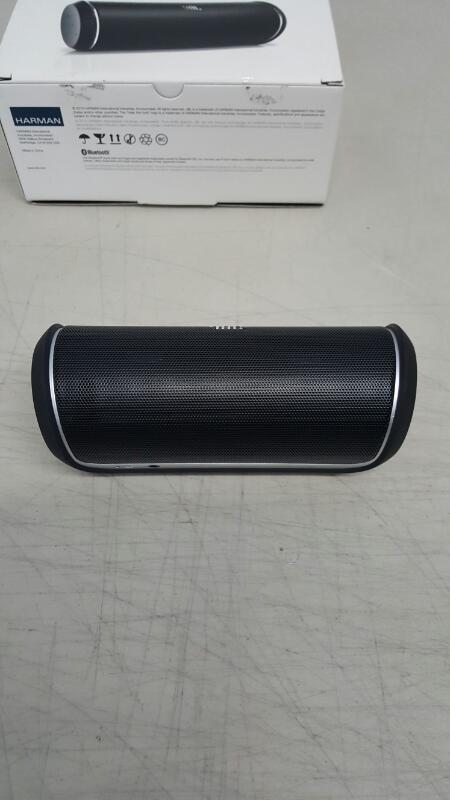 JBL Flip 2 Portable Bluetooth Wireless Stereo Speaker w/Built-in Mic (Black)