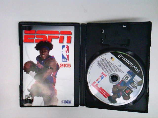 SONY PS2 NBA 2K5