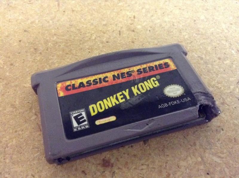 NINTENDO Nintendo NES Game DONKEY KONG CLASSIC NES