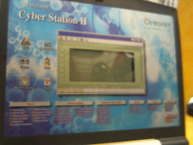 CYBER Game Console STATION 2