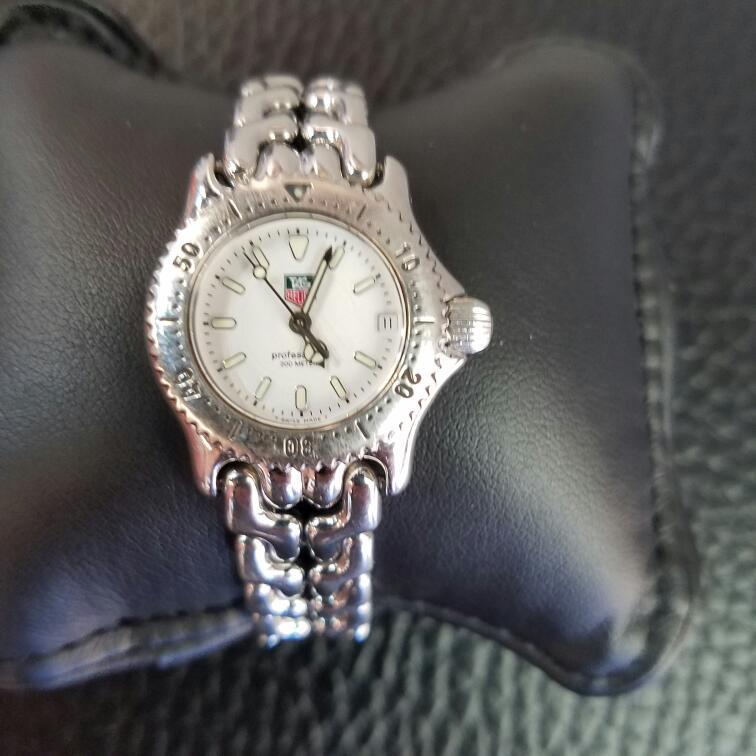 TAG HEUER Lady's Wristwatch WG1410-0