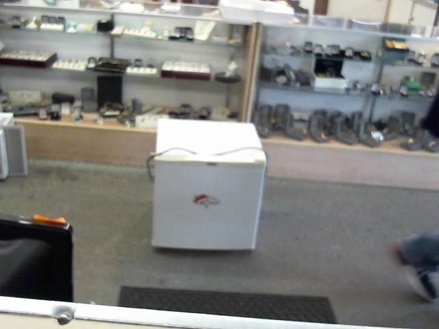 HAIER Refrigerator/Freezer HSE02WNAWW