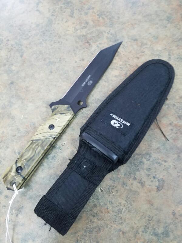 MOSSY OAK Hunting Knife HUNTING KNIFE