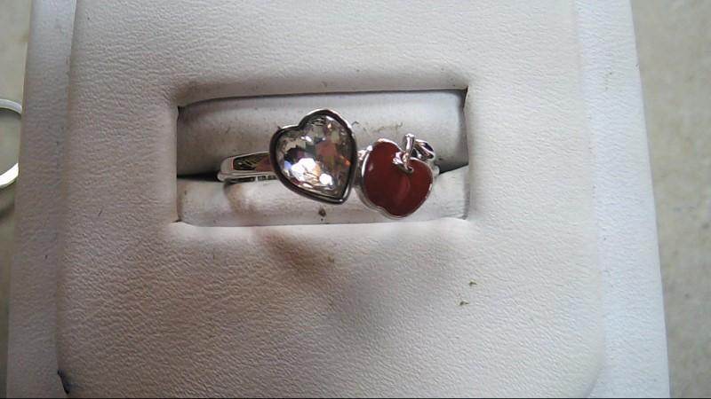 Swarovski Stacking Ring-Hello Kitty Size 5.5
