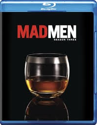 BLU-RAY BOX SET Blu-Ray MAD MEN SEASON 3