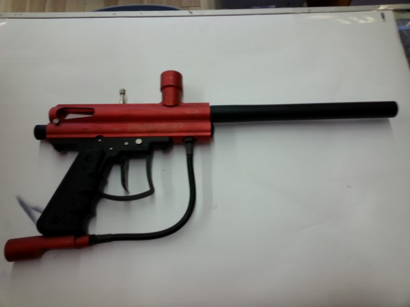 VL PAINTBALL GUN