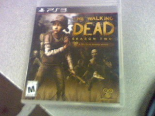 SONY Sony PlayStation 3 Game THE WALKING DEAD SEASON TWO PS3