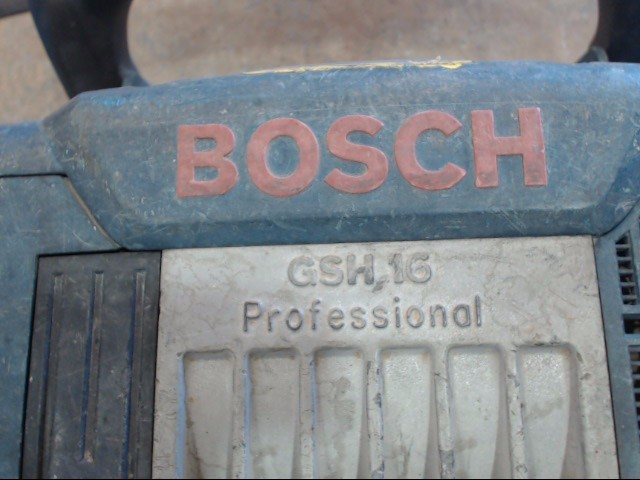 BOSCH Demolition Hammer GSH-16