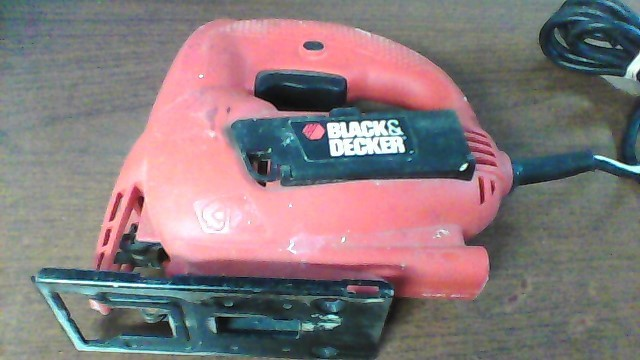 BLACK&DECKER Jig Saw JS515