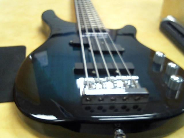 GLEN BURTON Bass Guitar BASS BASS