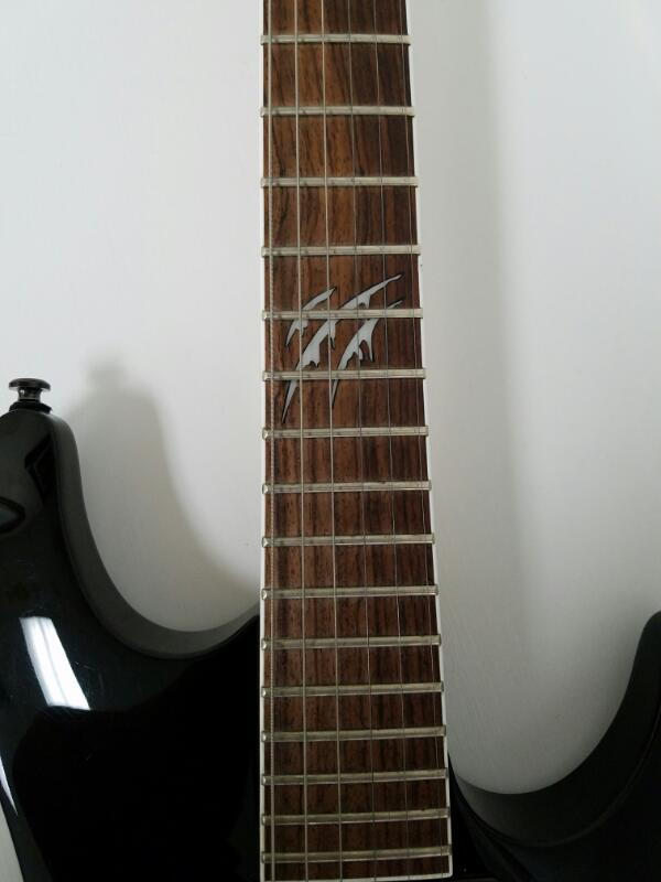 Ibanez S520EX Electric Guitar