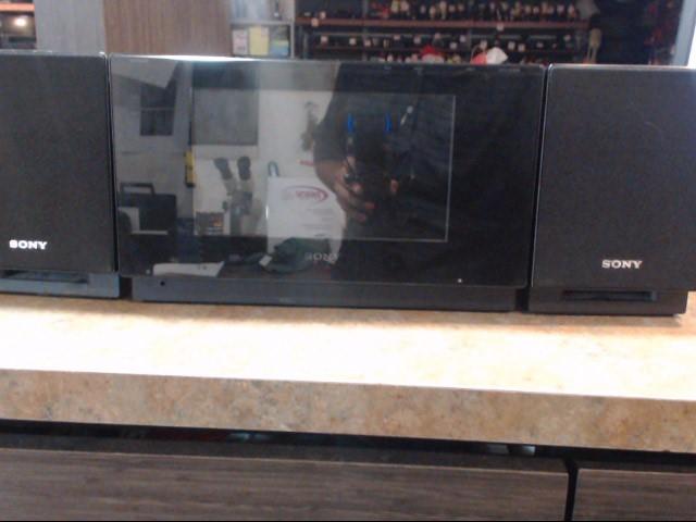SONY CD Player & Recorder HCD WHG-SLK1I