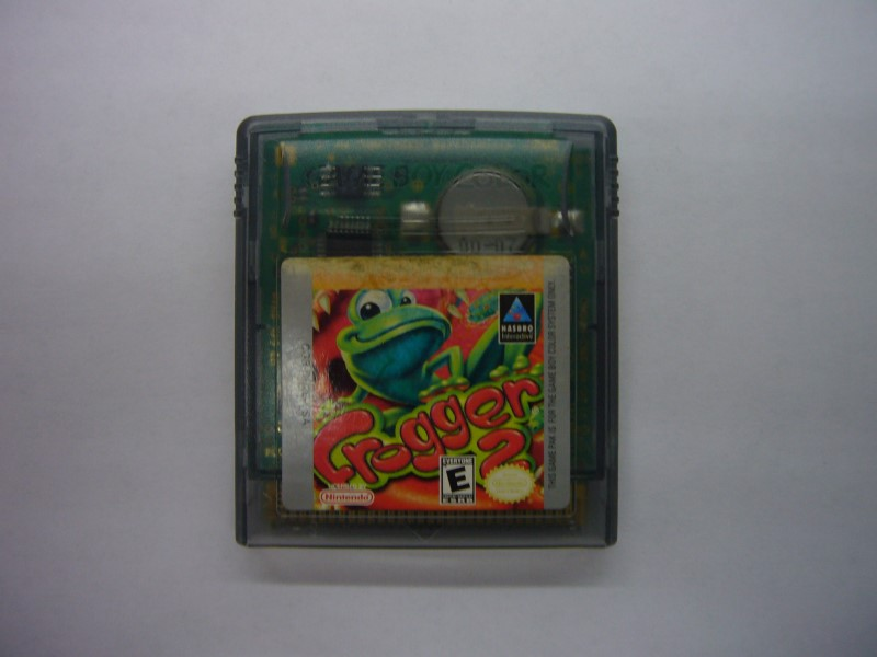 NINTENDO Vintage Game FROGGER 2 *CARTRIDGE ONLY*