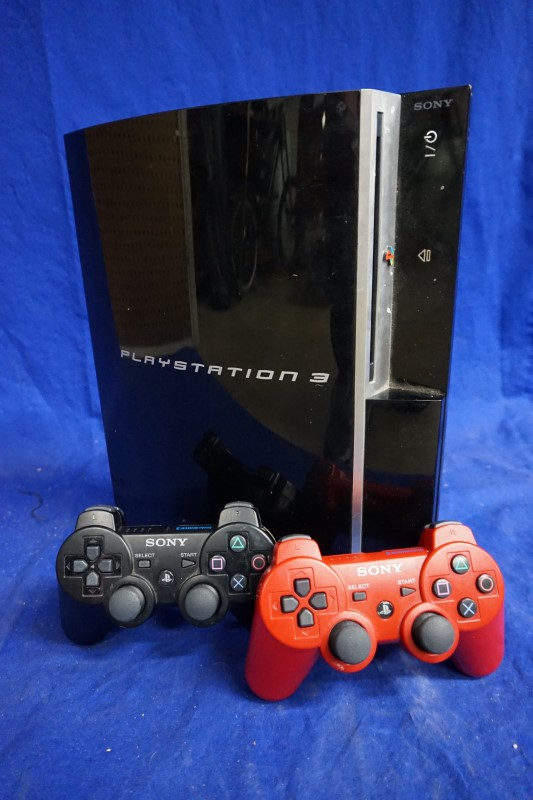SONY PS3 CECH-K01 80 GB