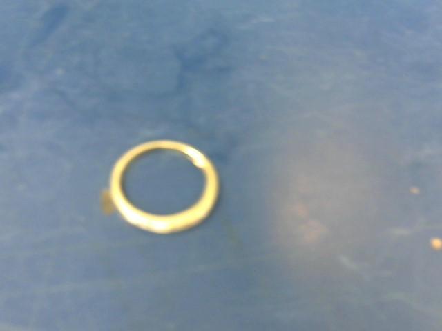 Lady's Diamond Wedding Set 9 Diamonds .09 Carat T.W. 10K Yellow Gold 1.44g