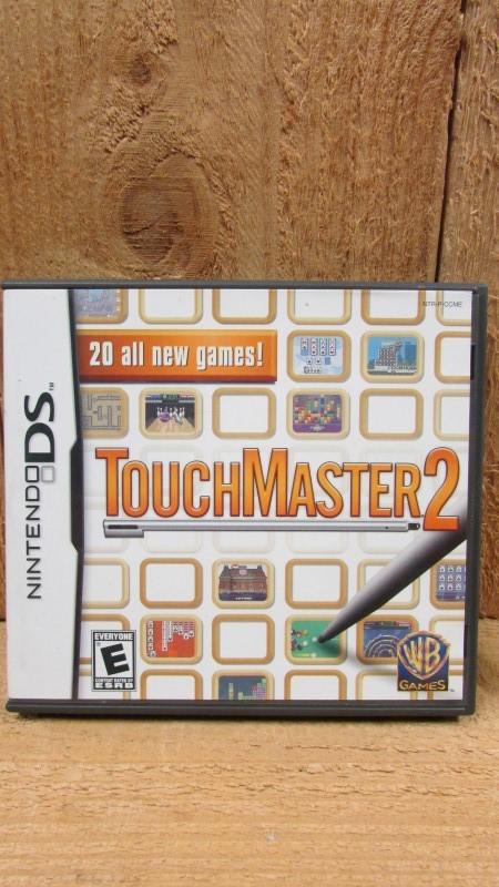 NINTENDO Nintendo DS Game TOUCHMASTER 2
